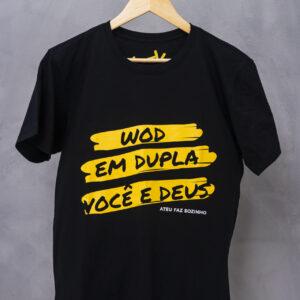 Camiseta Coach – Wod em Dupla (Unissex)